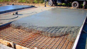заливка бетону 2